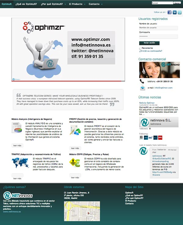 Optimzr - cloud innovation | grouplance